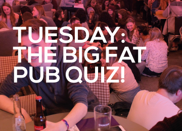 The Big Fat Pub Quiz!