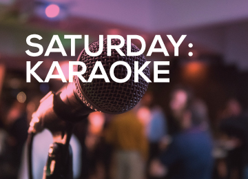 Saturday Night Karaoke