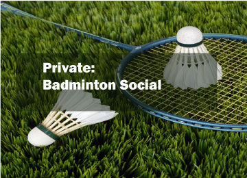 Private: Badminton Social
