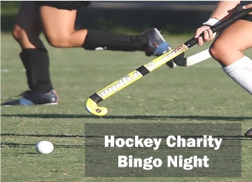 Hockey Charity Bingo Night
