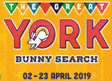 Great York Bunny Search