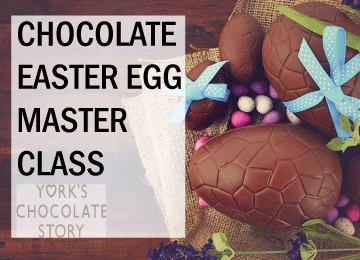 Chocolate Easter Egg Masterclass
