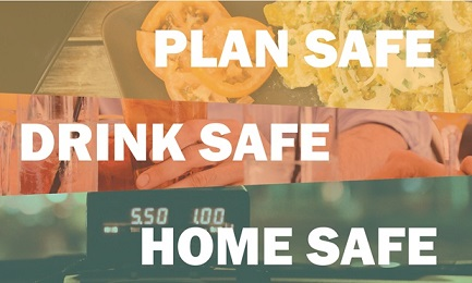 PWD Blog| Plan Safe, Drink Safe, Home Safe!